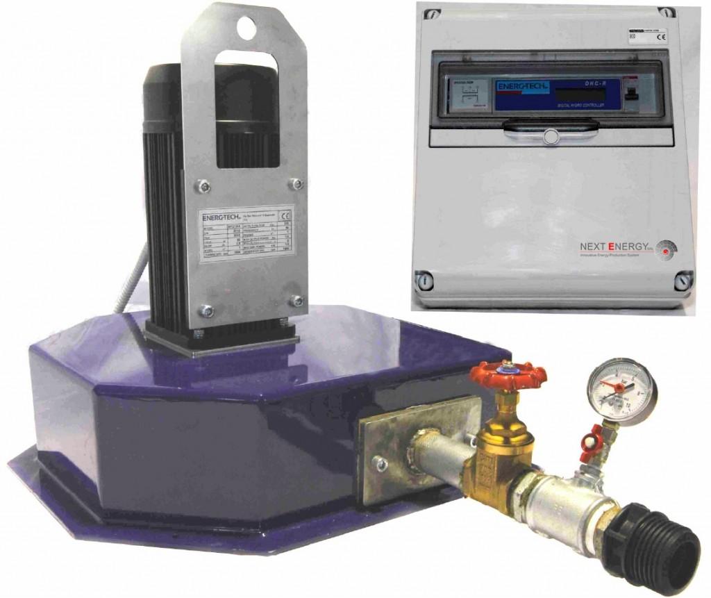 microturbina idroelettrica